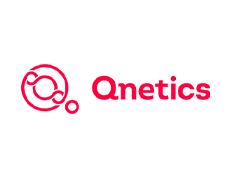 Logo Qnetics GmbH